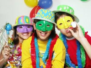 Bambini, attenzione al Carnevale!