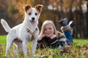 Bambini e cani …. associazione perfetta!